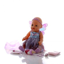 Кукла Baby Born интерактивная - Фея Wonderland Fairy Rider Doll