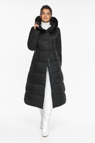 Воздуховик зимний женский карманами черный модель 45085 Braggart на зиму для женщин 5417681, купить за 25 143 руб в интернет-магазине sevastopol.berito.ru в Севастополе
